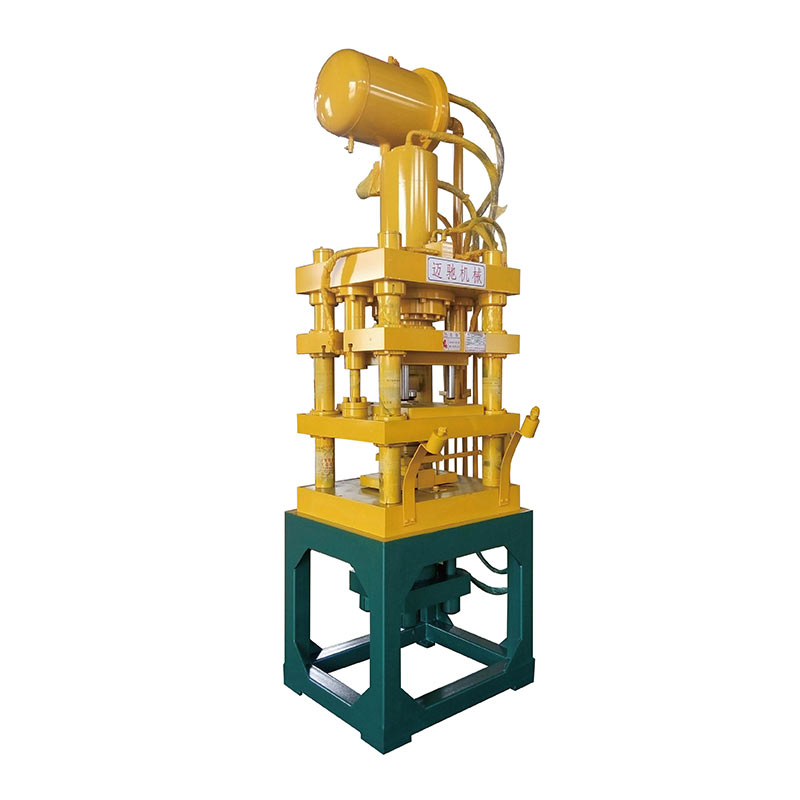 Two-way floating formwork hydraulic press
