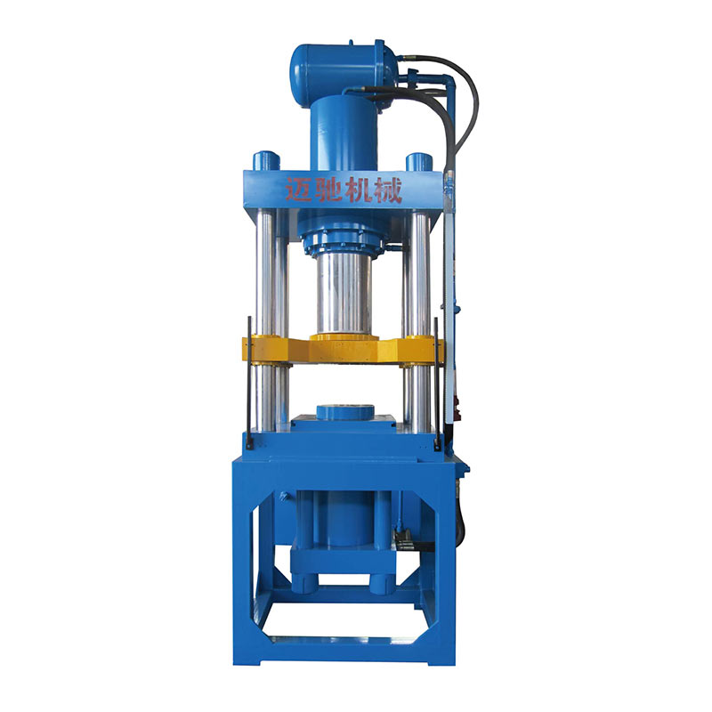 Two-way special ceramic hydraulic press